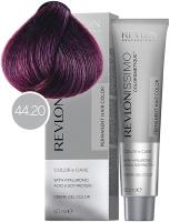 Revlon Professional Revlonissimo Colorsmetique - 44.20 коричневый насыщенно-переливающийся