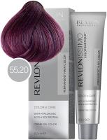 Revlon Professional Revlonissimo Colorsmetique - 55.20 светло-коричневый бургундский