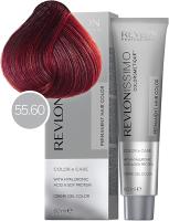 Revlon Professional Revlonissimo Colorsmetique - 55.60 светло-коричневый насыщенно красный