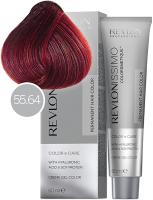 Revlon Professional Revlonissimo Colorsmetique - 55.64 светло-коричневый красно-медный