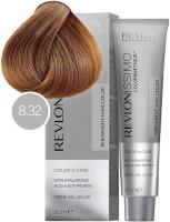 Revlon Professional Revlonissimo Colorsmetique - 8.32 светлый блондин золотисто-жемчужный