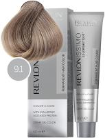 Revlon Professional Revlonissimo Colorsmetique - 9.1 очень светлый блондин пепельный