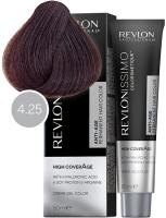 Revlon Professional Revlonissimo High Coverage - 4.25 шоколадно-ореховый блондин