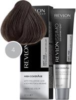 Revlon Professional Revlonissimo High Coverage - 4 средне-коричневый