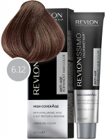 Revlon Professional Revlonissimo High Coverage - 6.12 снежный темный блондин