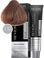 Revlon Professional Revlonissimo High Coverage - 7.32 перламутрово-золотистый блондин