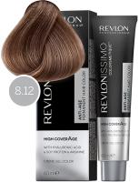 Revlon Professional Revlonissimo High Coverage - 8.12 снежный светлый блондин