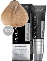 Revlon Professional Revlonissimo High Coverage - 9.23 перламутровый очень светлый блондин