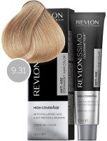 Revlon Professional Revlonissimo High Coverage - 9.31 бежевый очень светлый блондин