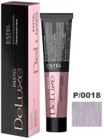 Estel Professional De Luxe - Краска-уход De Luxe Pastel, 0018 платина
