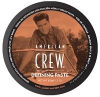 American Crew Elvis Presley King Defining Paste - Паста со средней фиксацией и низким уровнем блеска для укладки волос