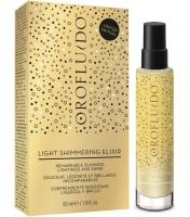 Revlon Professional Orofluido Spa Light Shimmering Elixir - Ультра-легкое сухое масло