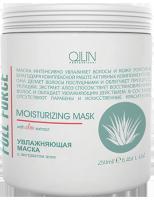 Ollin Professional Full Force Anti-Dandruff Moisturizing Mask - Увлажняющая маска против перхоти с экстрактом алоэ