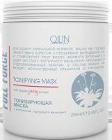 Ollin Professional Full Force Hair Growth Tonic Mask - Маска тонизирующая с экстрактом пурпурного женьшеня