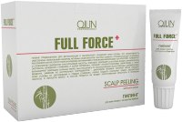 Ollin Professional Full Force Hair&Scalp Purfying Scalp Peeling - Пилинг для кожи головы с экстрактом бамбука