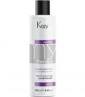 Kezy MyTherapy Remedy Keratin Restructuring Conditioner - Кондиционер реструктурирующий с кератином