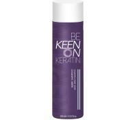 Keen Keratin Silber Shampoo - Кератин-шампунь