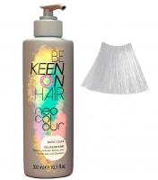 Keen Neo Colour Пигмент прямого действия для волос (Белый)