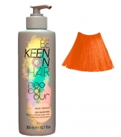 Keen Neo Colour Пигмент прямого действия для волос (Оранжевый)