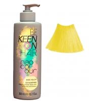 Keen Neo Colour Пигмент прямого действия для волос (Желтый)