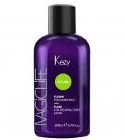 Kezy Fluid for creating curly locks - Флюид для создания локонов