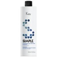 Kezy Simple - Шампунь питательный восстанавливающий для поврежденных волос