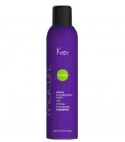 Kezy Strong volumizing hairspray - Лак сильной фиксации для объёма