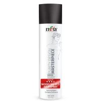 Itely Hairfashion Purity Design Masterpice Modeling Eco Hairspray-Моделирующий эко лак