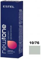 Estel Newtone - Тонирующая маска для волос 10/76 Светлый блондин коричнево-фиолетовый