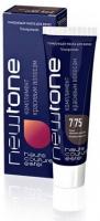 Estel Newtone - Тонирующая маска для волос 7/75 Русый коричнево-красный