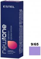 Estel Newtone - Тонирующая маска для волос 9/65 Блондин фиолетово-красный