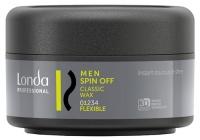 Londa Professional Styling Man Spin Off - Классический воск для волос нормальной фиксации
