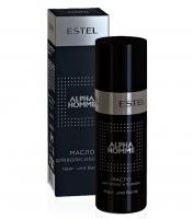 Estel Alpha Homme Pro - Масло для волос и бороды