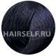 Ollin Professional Color - 1/0 иссиня-черный