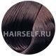Ollin Professional Color - 4/71 шатен коричнево-пепельный