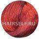 Ollin Professional Color - 7/5 русый махагоновый