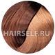 Ollin Professional Color - 7/7 русый коричневый