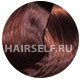 Ollin Professional Color - 7/75 русый коричнево-махагоновый