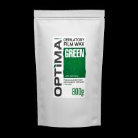 Depiltouch - Пленочный воск для депиляции в гранулах OPTIMA «GREEN»
