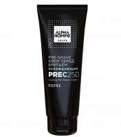 Estel Alpha Homme Pro - Крем охлаждающий перед бритьем Pre-shave