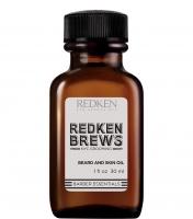 Redken Brews Масло для бороды и кожи лица