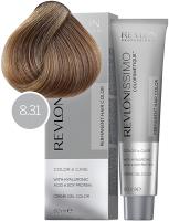 Revlon Professional Revlonissimo Colorsmetique - 8.31 бежевый блондин светлый