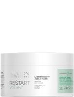 Revlon Professional Restart Volume - Неутяжеляющая маска-желе для объема волос