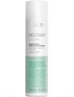 Revlon Professional Restart Volume - Мицеллярный шампунь для тонких волос
