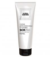 Estel Alpha Homme Pro Скраб для кожи лица и головы