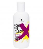 Schwarzkopf Goodbye Yellow Высокопигментированный нейтрализующий шампунь