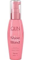 OLLIN SHINE BLOND Масло ОМЕГА-3 для светлых волос