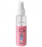 Estel Little Me Детский спрей-сияние для волос