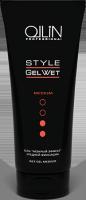 "OLLIN Style Гель ""мокрый эффект"" средней фиксации, 200 ml"