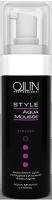 OLLIN Style Аква мусс для укладки средней фиксации, 150 ml
